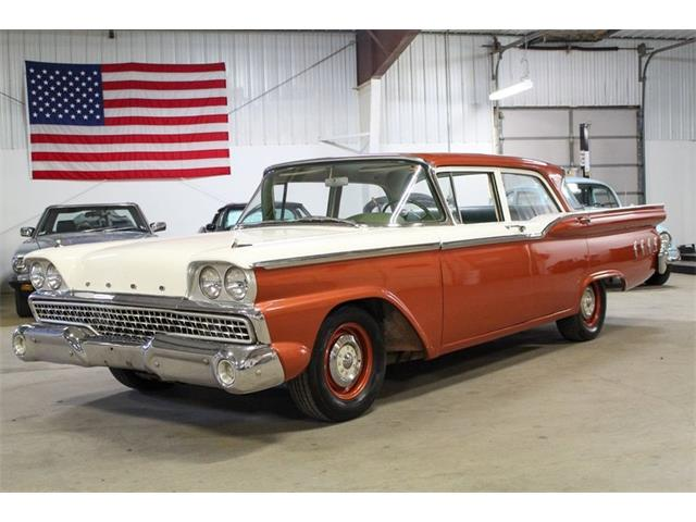1959 Ford Custom (CC-1526997) for sale in Kentwood, Michigan
