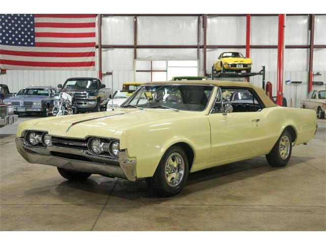 1967 Oldsmobile Cutlass (CC-1526998) for sale in Kentwood, Michigan