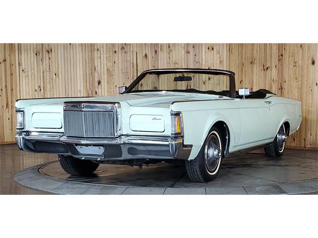 1971 Lincoln Continental Mark III (CC-1520007) for sale in Lebanon, Missouri