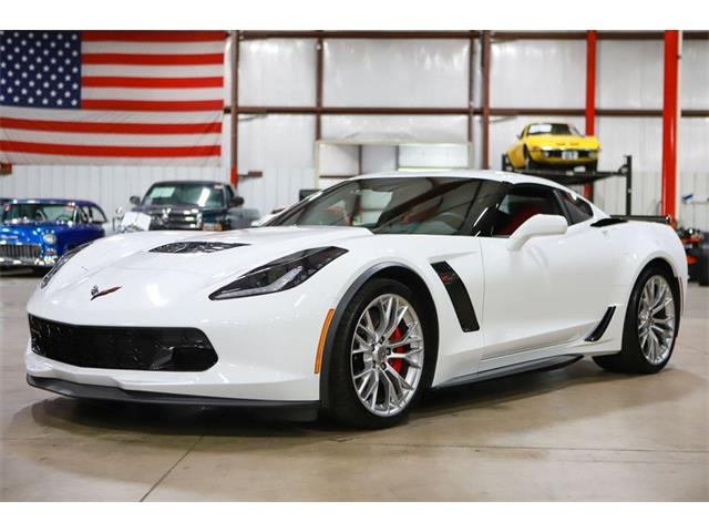 2017 Chevrolet Corvette (CC-1527000) for sale in Kentwood, Michigan