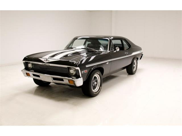1971 Chevrolet Nova (CC-1527001) for sale in Morgantown, Pennsylvania