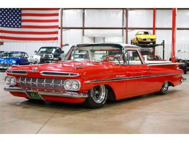 1959 Chevrolet El Camino (CC-1527004) for sale in Kentwood, Michigan