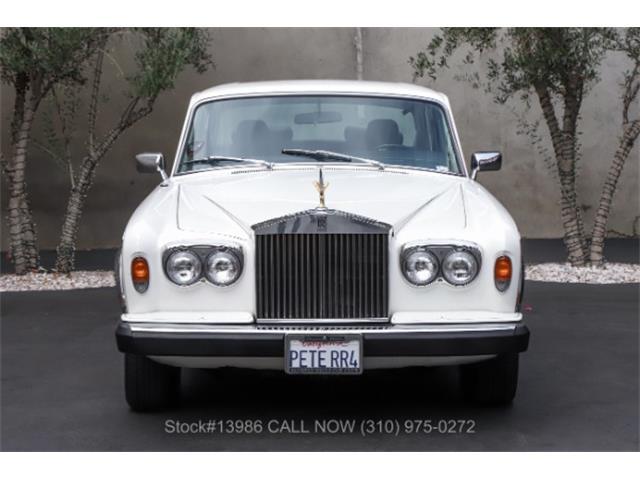 1979 Rolls-Royce Silver Shadow II (CC-1527014) for sale in Beverly Hills, California