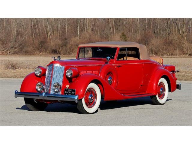 1936 Packard Eight (CC-1520702) for sale in Greensboro, North Carolina