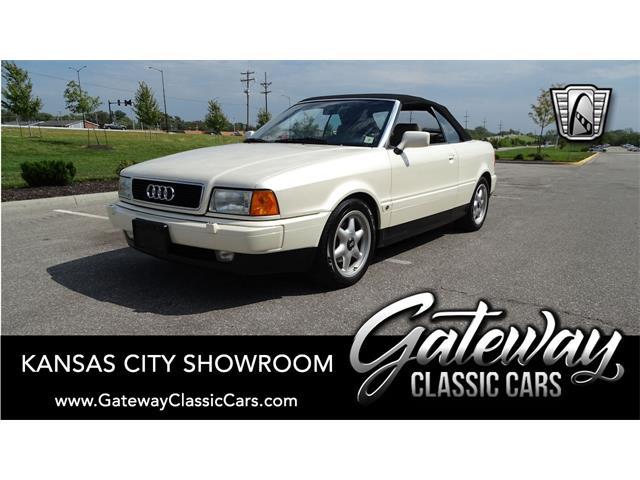 1997 Audi Cabriolet (CC-1527041) for sale in O'Fallon, Illinois