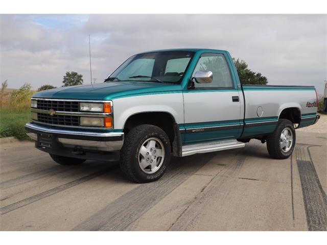 1993 Chevrolet C/K 1500 (CC-1527042) for sale in Clarence, Iowa