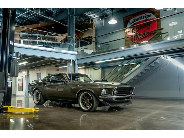 1969 Ford Mustang Mach 1 (CC-1527043) for sale in Milford, Michigan