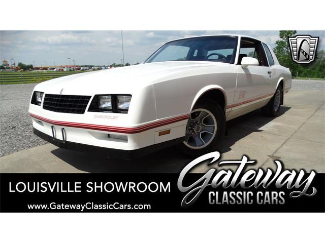1988 Chevrolet Monte Carlo (CC-1527046) for sale in O'Fallon, Illinois
