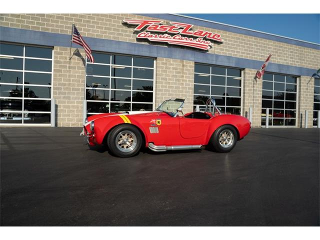 1965 Factory Five Cobra (CC-1527047) for sale in St. Charles, Missouri