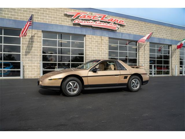 1986 Pontiac Fiero (CC-1527048) for sale in St. Charles, Missouri