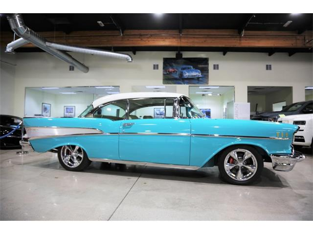 1957 Chevrolet Bel Air (CC-1527052) for sale in Chatsworth, California