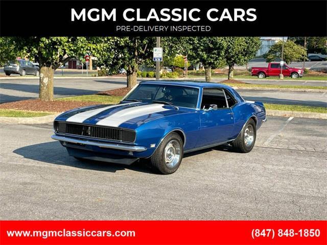 1968 Chevrolet Camaro (CC-1527055) for sale in Addison, Illinois