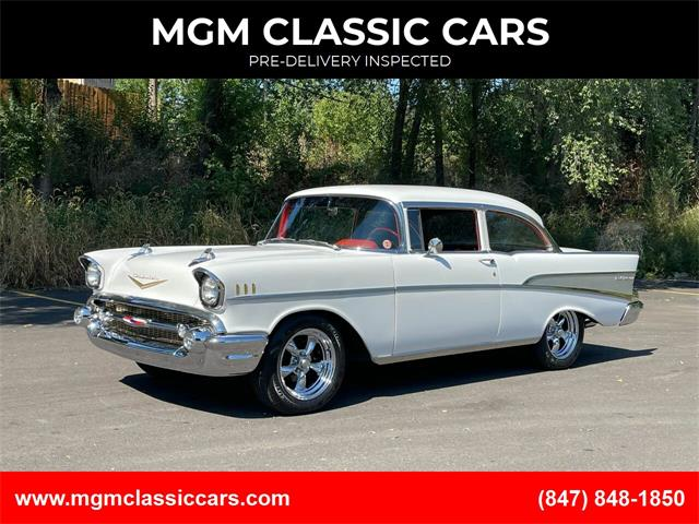 1957 Chevrolet Bel Air (CC-1527056) for sale in Addison, Illinois