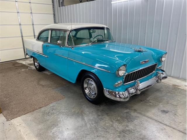 1955 Chevrolet Bel Air (CC-1520706) for sale in Greensboro, North Carolina