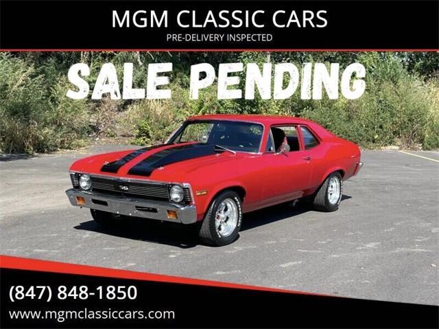 1972 Chevrolet Nova (CC-1527065) for sale in Addison, Illinois