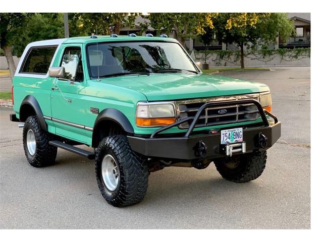 1995 Ford Bronco (CC-1520707) for sale in Greensboro, North Carolina