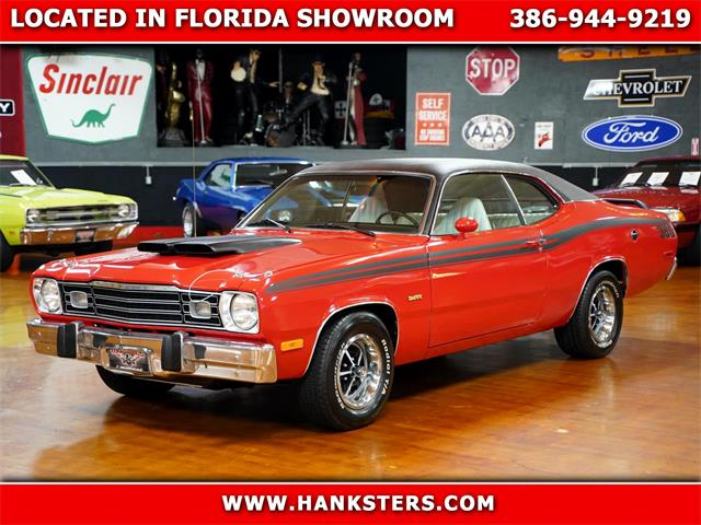 1974 Plymouth Duster (CC-1527075) for sale in Homer City, Pennsylvania