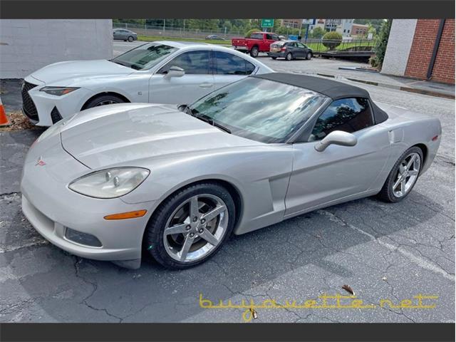 2005 Chevrolet Corvette (CC-1527085) for sale in Atlanta, Georgia
