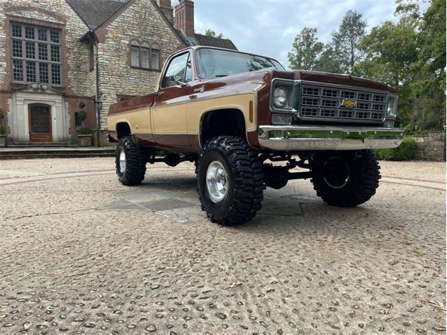 1977 Chevrolet K-10 (CC-1520709) for sale in Greensboro, North Carolina