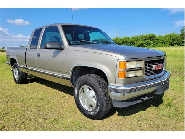 1998 GMC Sierra (CC-1520710) for sale in Greensboro, North Carolina