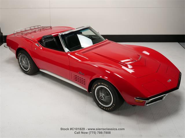 1971 Chevrolet Corvette (CC-1527100) for sale in Reno, Nevada