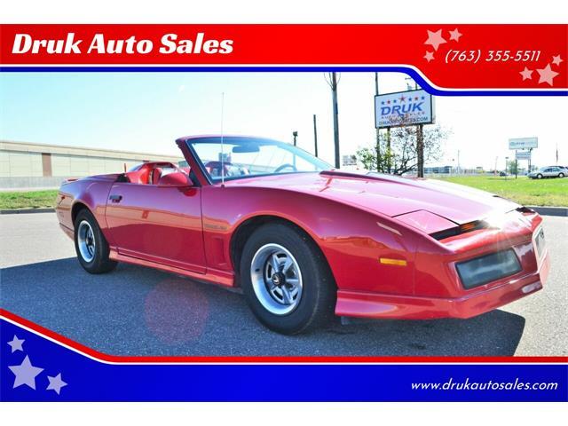 1984 Pontiac Firebird (CC-1527103) for sale in Ramsey, Minnesota