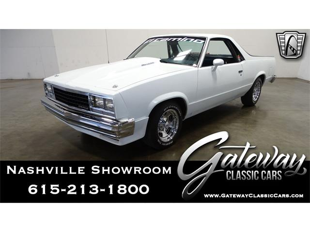 1985 Chevrolet El Camino (CC-1527104) for sale in O'Fallon, Illinois