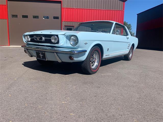 1966 Ford Mustang GT (CC-1527105) for sale in Annandale, Minnesota