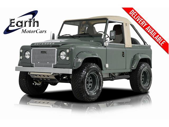 1989 Land Rover Defender (CC-1527109) for sale in Carrollton, Texas