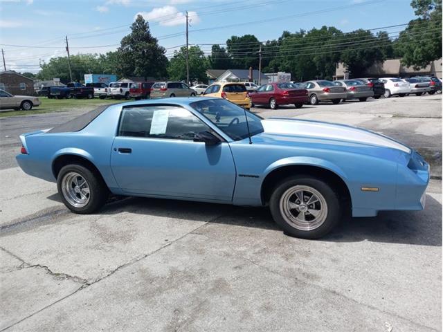 1982 Chevrolet Camaro (CC-1520711) for sale in Greensboro, North Carolina