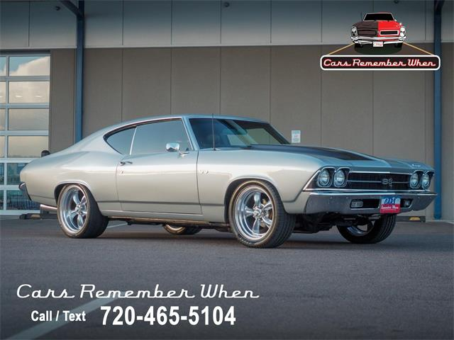 1969 Chevrolet Chevelle (CC-1527111) for sale in Englewood, Colorado
