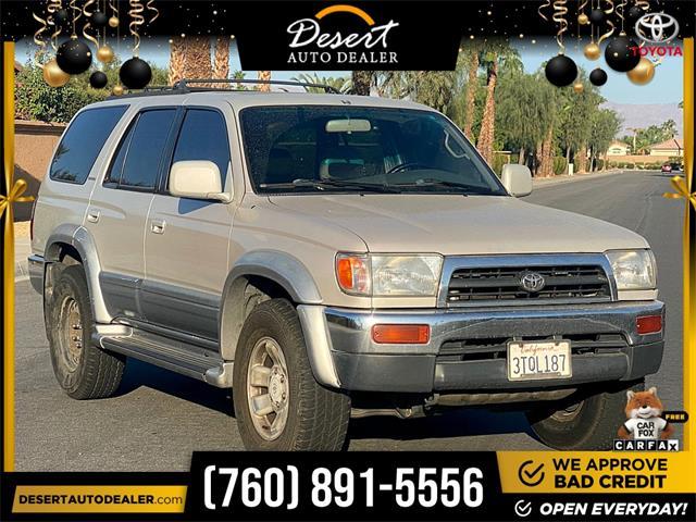 1997 Toyota 4Runner (CC-1527113) for sale in Palm Desert, California