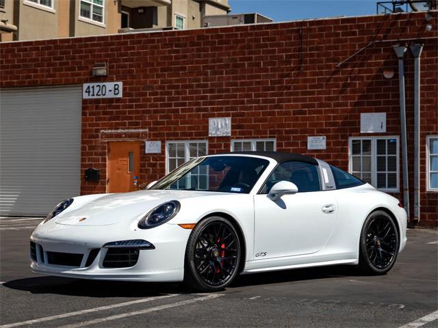 2016 Porsche 911 (CC-1527114) for sale in Marina Del Rey, California