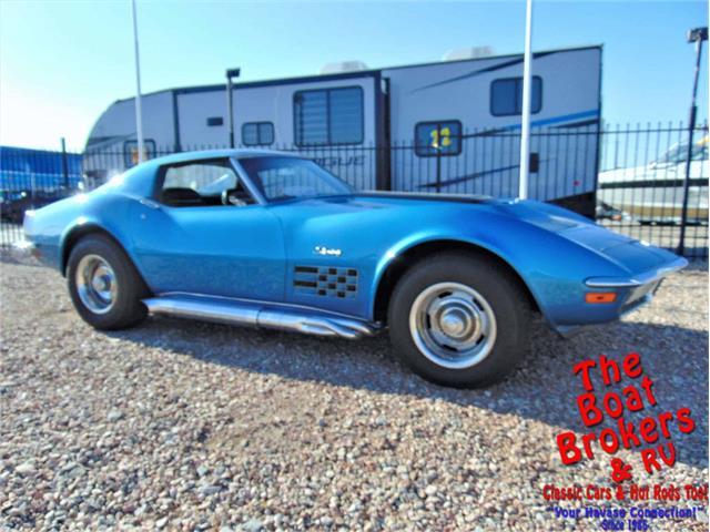1971 Chevrolet Corvette (CC-1527120) for sale in Lake Havasu, Arizona