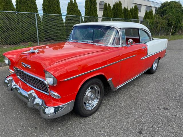 1955 Chevrolet Bel Air (CC-1527124) for sale in Milford City, Connecticut