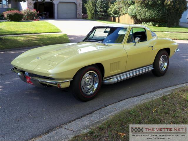 1967 Chevrolet Corvette (CC-1527126) for sale in Sarasota, Florida