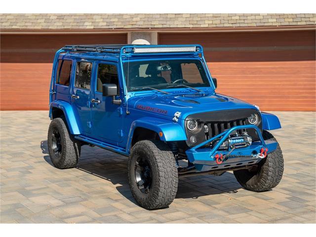 2015 Jeep Rubicon (CC-1527129) for sale in Rancho Santa Fe, California