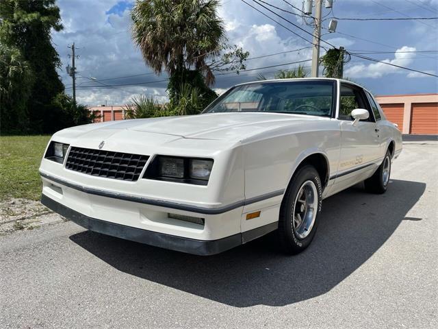 1983 Chevrolet Monte Carlo (CC-1527133) for sale in Pompano Beach, Florida