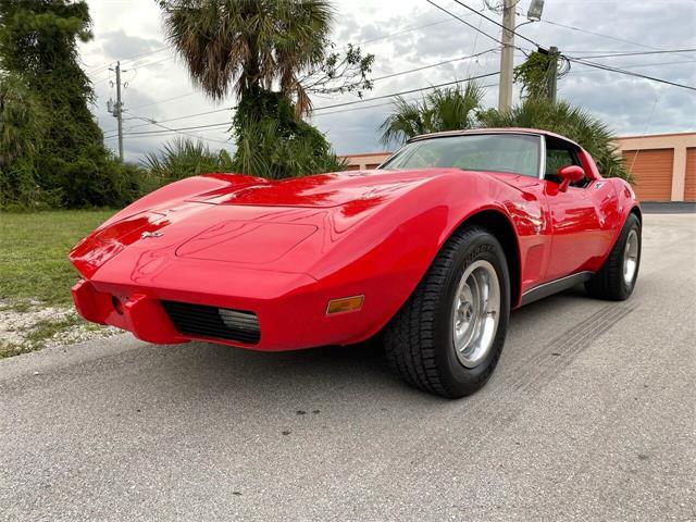 1979 Chevrolet Corvette (CC-1527134) for sale in Pompano Beach, Florida