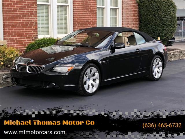 2007 BMW 6 Series (CC-1527138) for sale in Saint Charles, Missouri