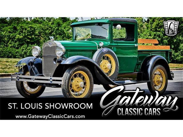 1931 Ford Model A Pickup (CC-1527143) for sale in O'Fallon, Illinois