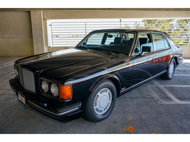 1989 Bentley Turbo (CC-1527154) for sale in Sherman Oaks, California