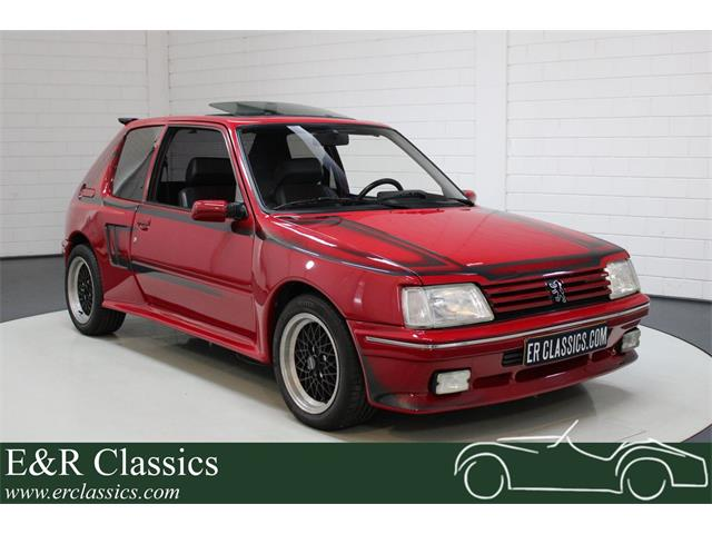 1988 Peugeot 205 (CC-1527155) for sale in Waalwijk, [nl] Pays-Bas