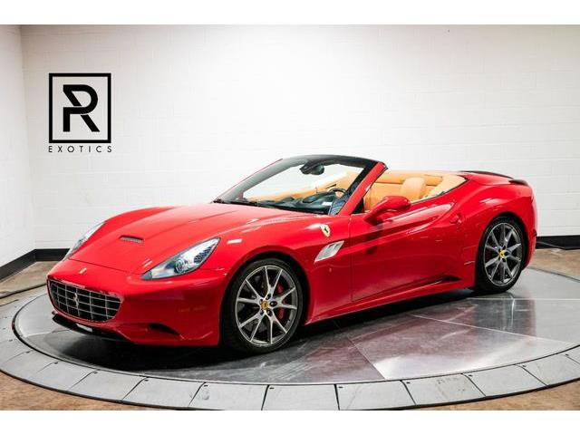 2013 Ferrari California (CC-1527158) for sale in St. Louis, Missouri