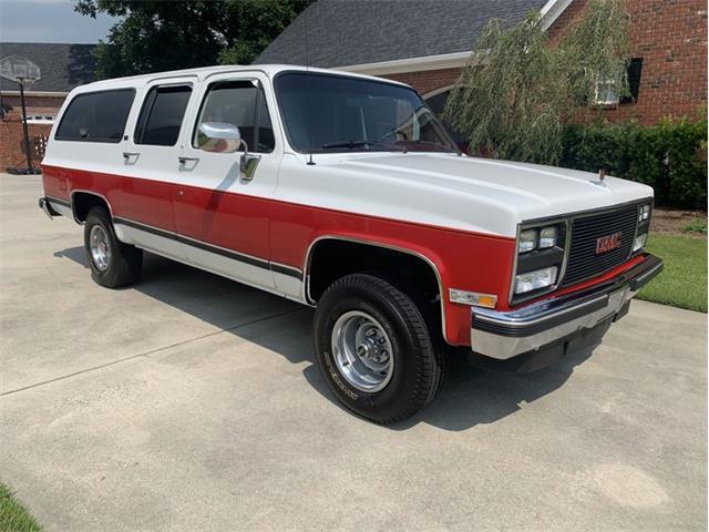 1990 Chevrolet Suburban (CC-1520716) for sale in Greensboro, North Carolina