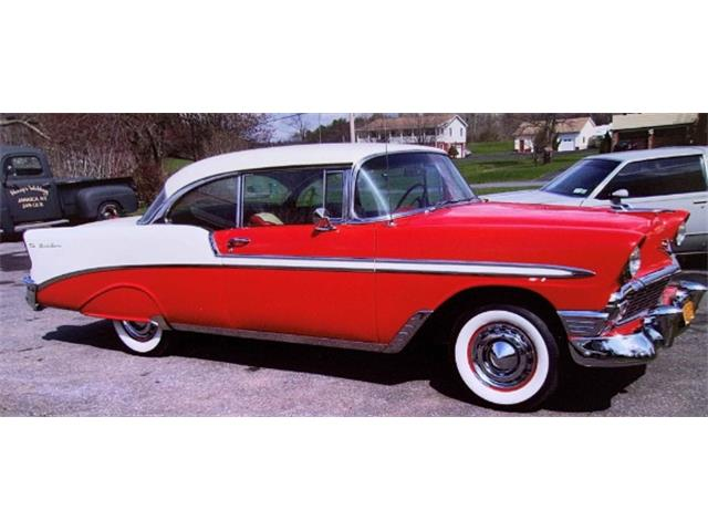 1956 Chevrolet Bel Air (CC-1527162) for sale in Cornelius, North Carolina