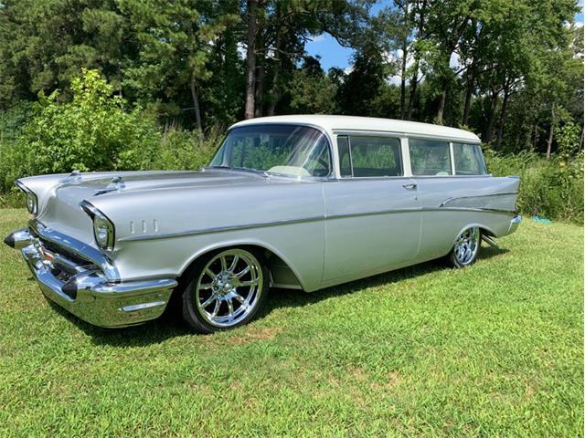 1957 Chevrolet Station Wagon (CC-1520718) for sale in Greensboro, North Carolina