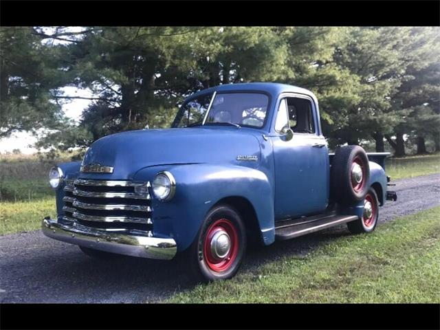 1953 Chevrolet 3100 (CC-1527181) for sale in Harpers Ferry, West Virginia