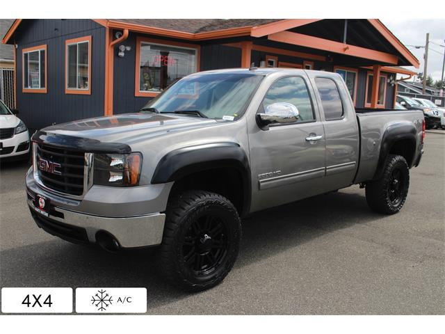 2009 GMC 2500 (CC-1527182) for sale in Tacoma, Washington