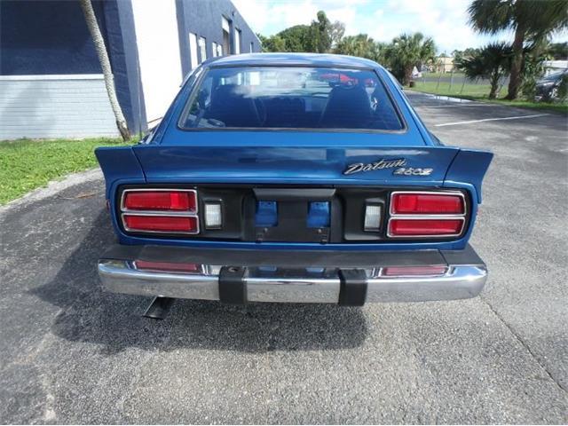 1974 Datsun 260Z (CC-1527200) for sale in Cadillac, Michigan